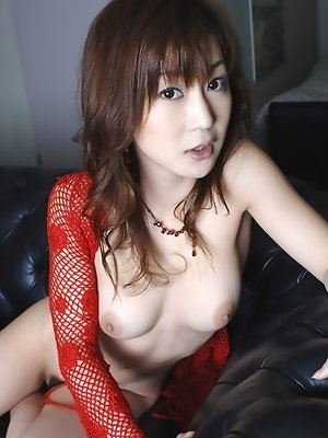 Mako can be a real Asian slut when she cuts loose from her schooling